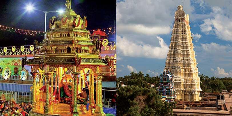 Tirupati Darshan with Rameshwaram Temple