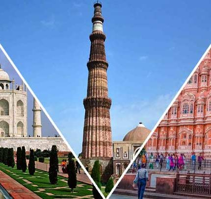 Online Tour and Travel GOLDEN-TRIANGLE-INDIA-TOUR