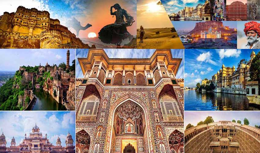 Tourist Places In Rajasthan Images